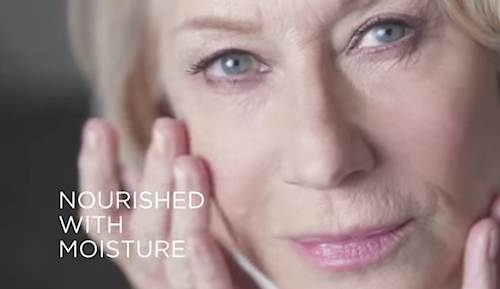 Helen Mirren Close Up
