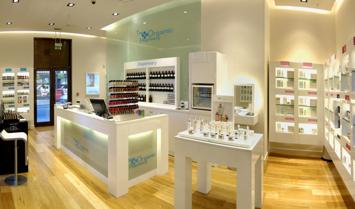 De Organic Pharmacy in Londen