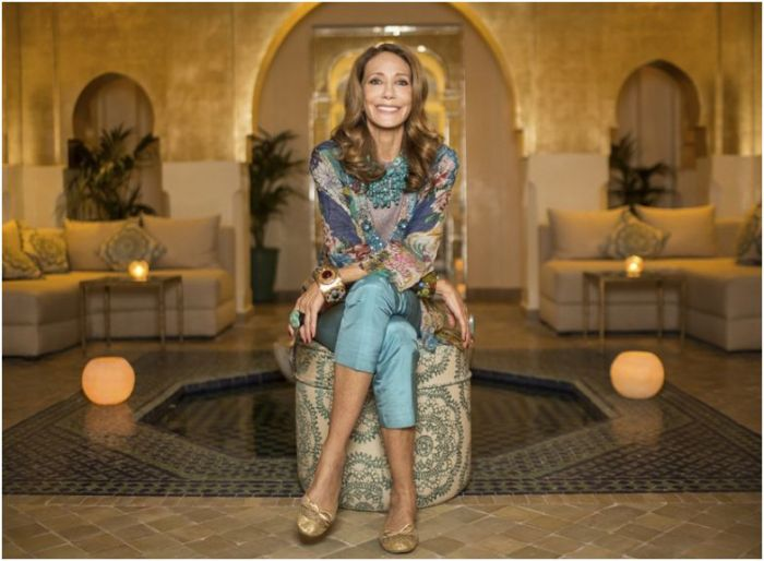 marisa berenson so spas sofitel