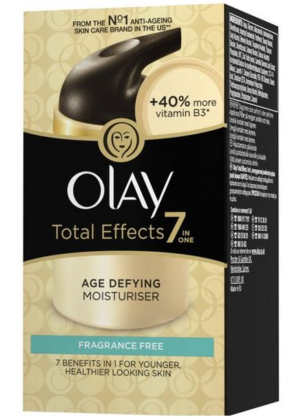 olay total effects 40 percent more niacinamide pack