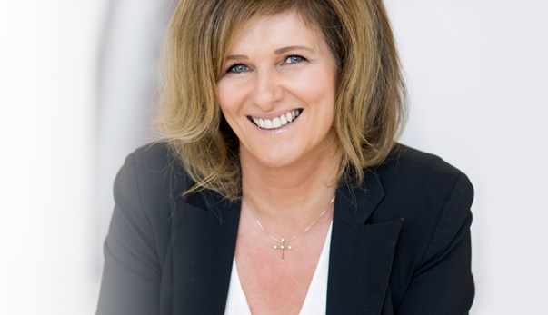 Founder van Alpha-H cosmeceuticals, Michelle Doherty
