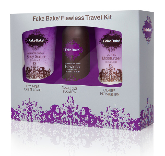 Fake Bake Travel Kit
