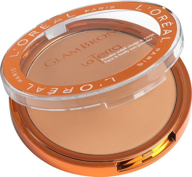 L'Oreal Glam Bronze LaTerra