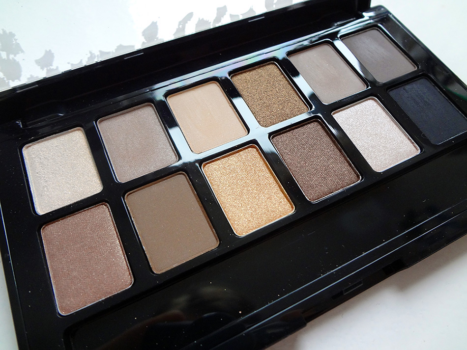 Maybelline Nudes Open