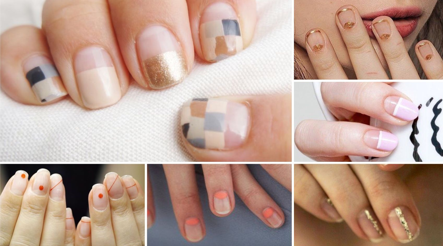 screen negative space nailtrend