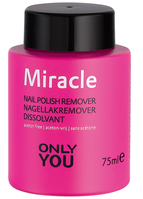 Only You Nagellakremover