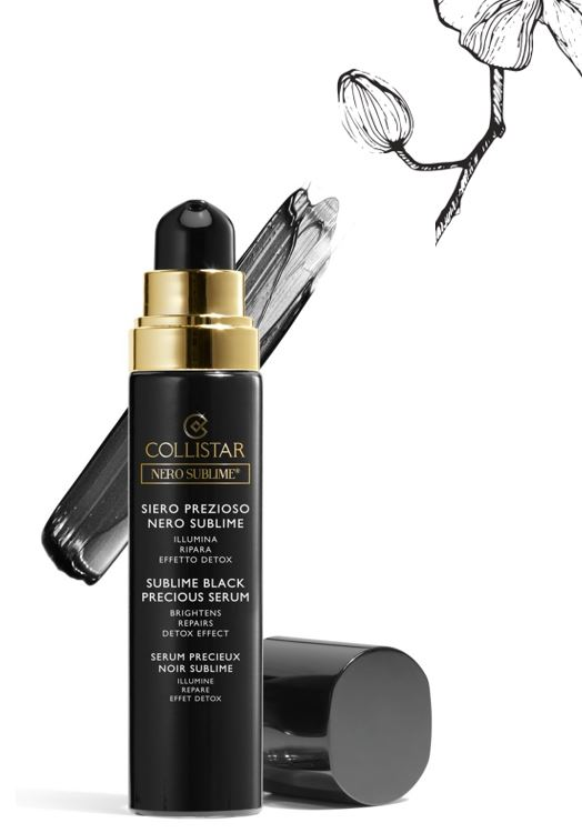 collistar black serum