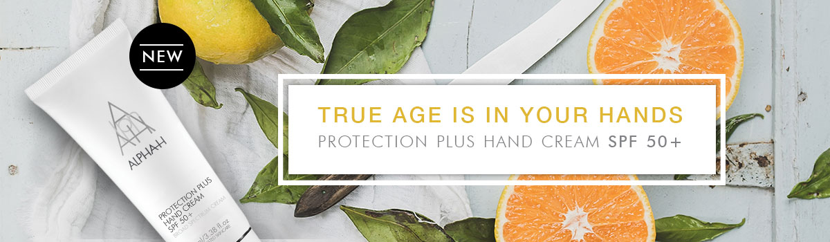 Alpha-H Hands and Age