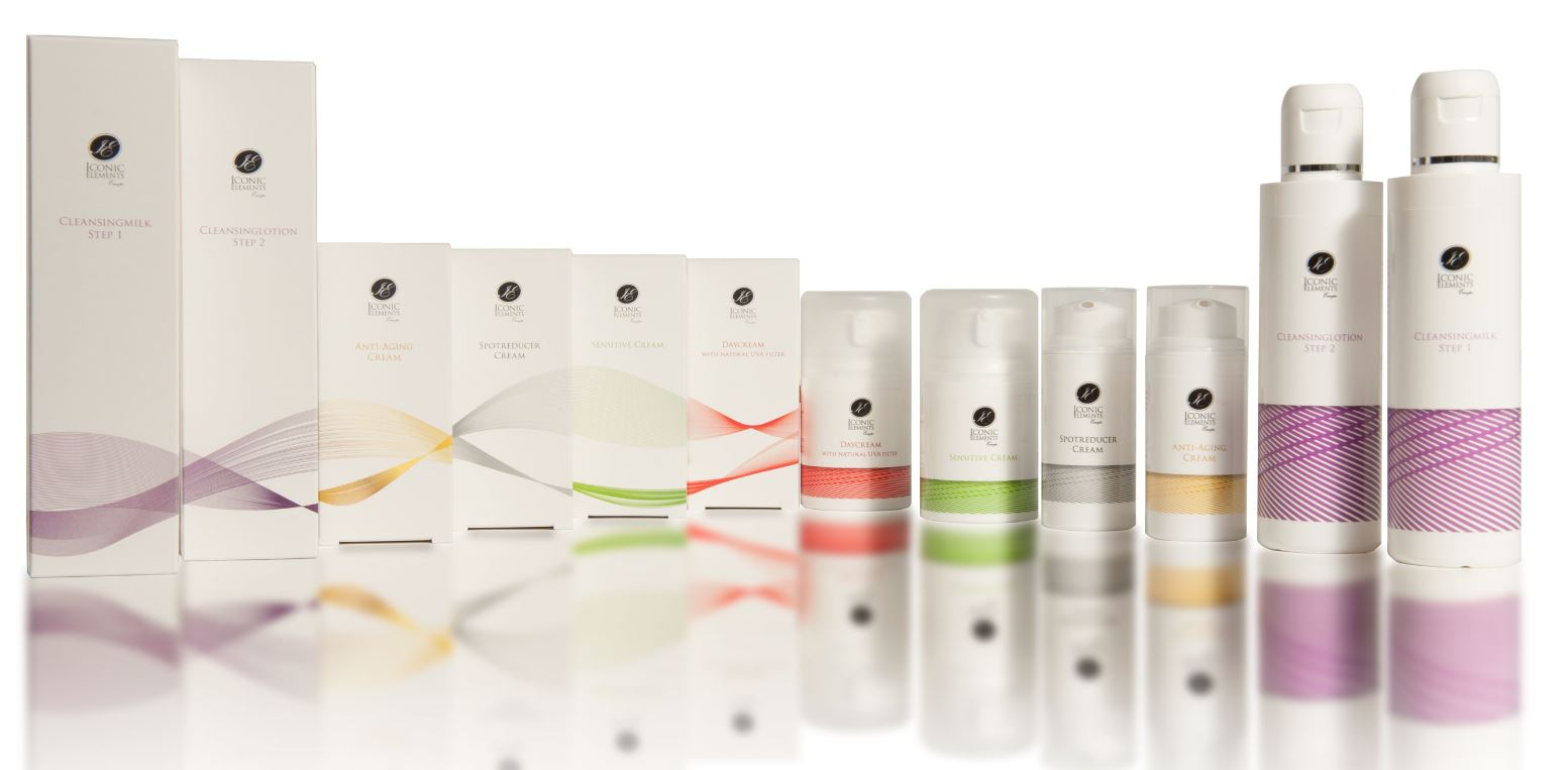 iconic elements skincare assortiment