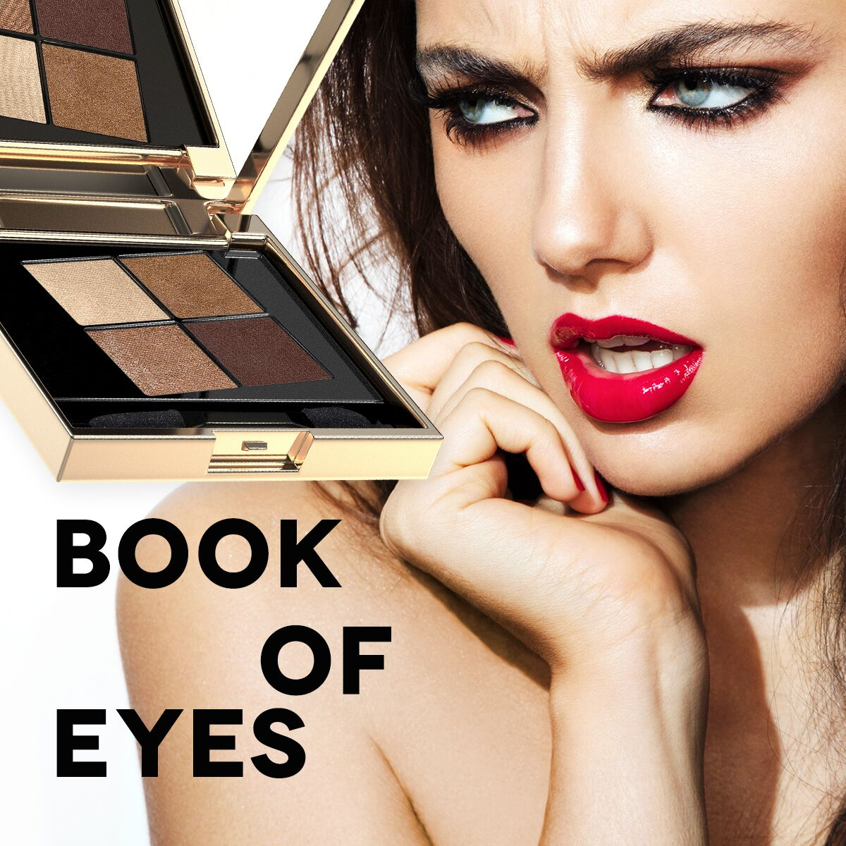 Smith & Cult Book of Eyes