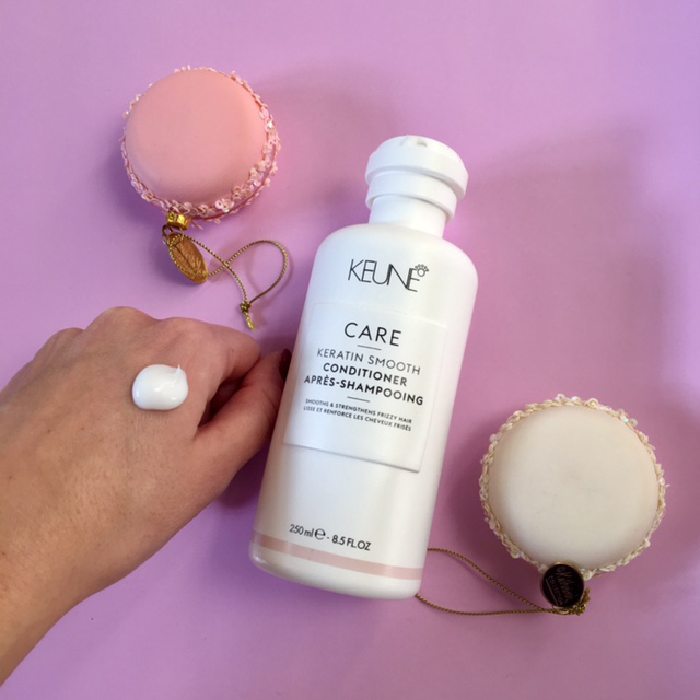 Keune Keratin Smooth Conditioner