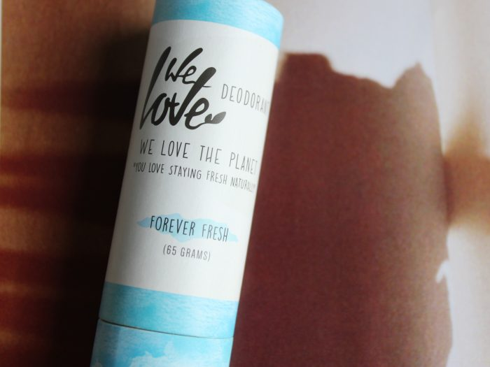 we love the planet stick deo