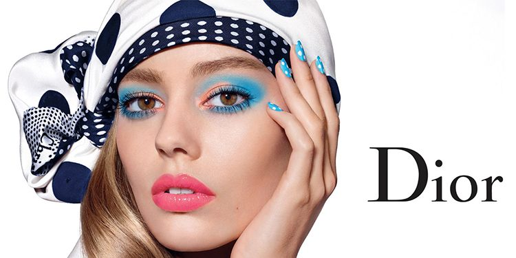 Homepage Dior Milky Dots