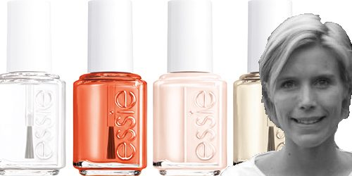 Homepage Essie Nail Care