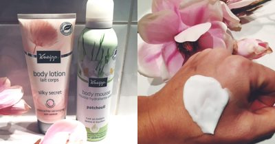 Homepage Kneipp Body Lotion en Mousse