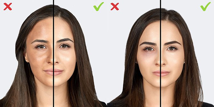 Homepage Make-up Mistakes
