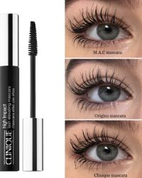 Homepage Mascara Test Fabienne