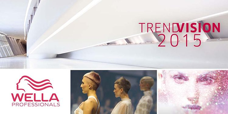 Homepage Wella TrendVision 2015