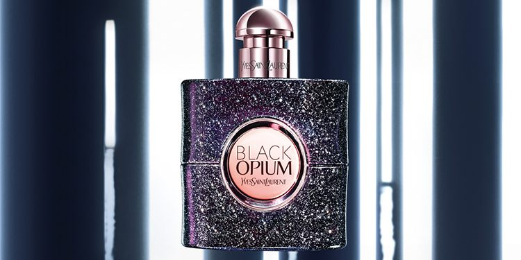 Homepage Yves Saint Laurent Black Opium